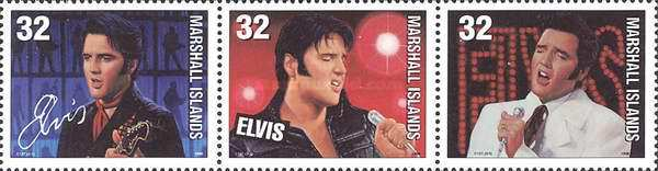 [The 30th Anniversary of the First Television Special by Elvis Presley, Entertainer, Typ ]