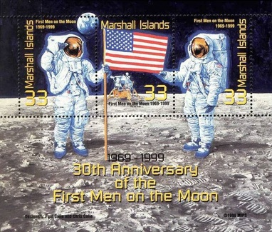 [The 30th Anniversary of the First Manned Moon Landing, Typ ]