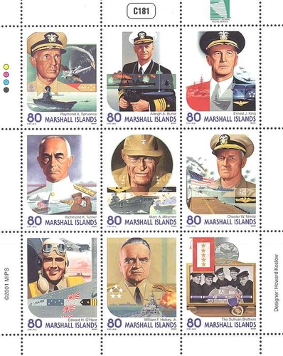 [Naval Heroes of World War II in the Pacific, Typ ]