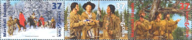 [The 200th Anniversary of the Lewis & Clark Expedition, Typ ]