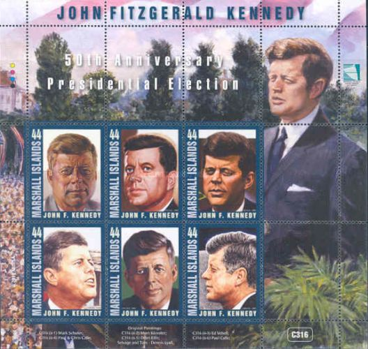 [The 50th Anniversary of the Election of John F. Kennedy, Typ ]