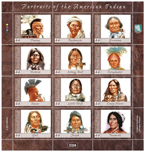 [Portraits of the American Indian, Typ ]