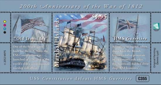 [The 200th Anniversary of the War of 1812, Typ ]