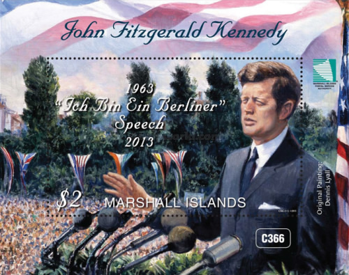 [The 50th Anniversary of President Kennedy's