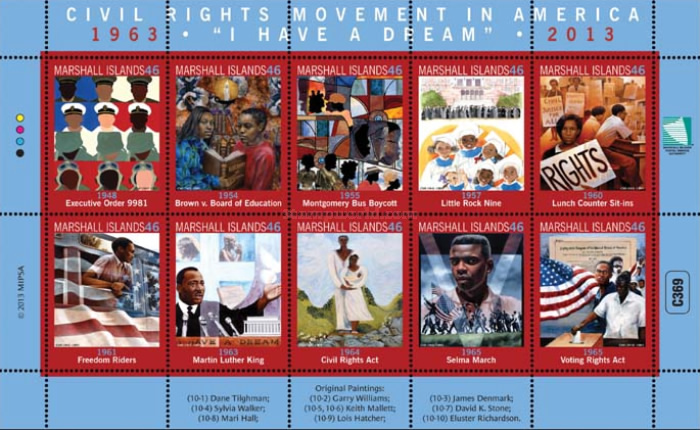 [Civil Rights Movement in America, Typ ]