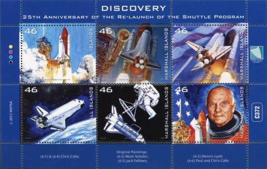 [The 25th Anniversary of Discovery Relaunch, Typ ]