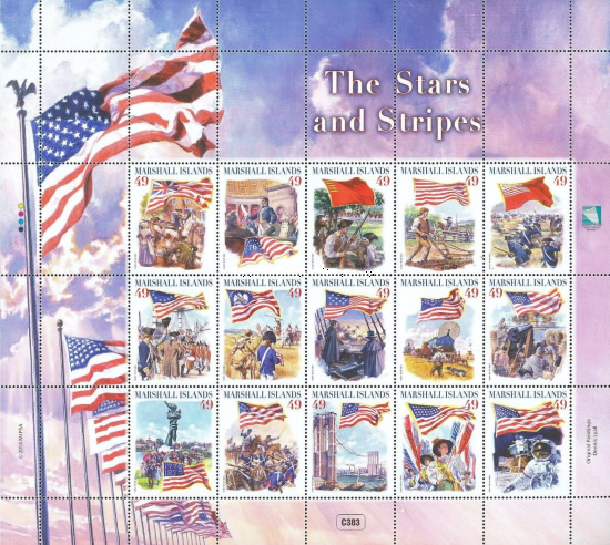 [Flags - Stars and Stripes, Typ ]