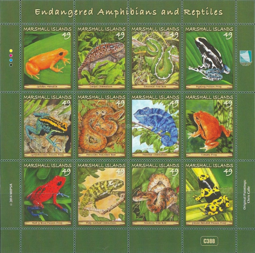 [Endangered Amphibians and Reptiles, Typ ]