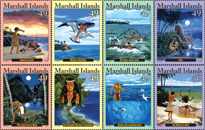 [Marshall Islands Legends, Typ ]