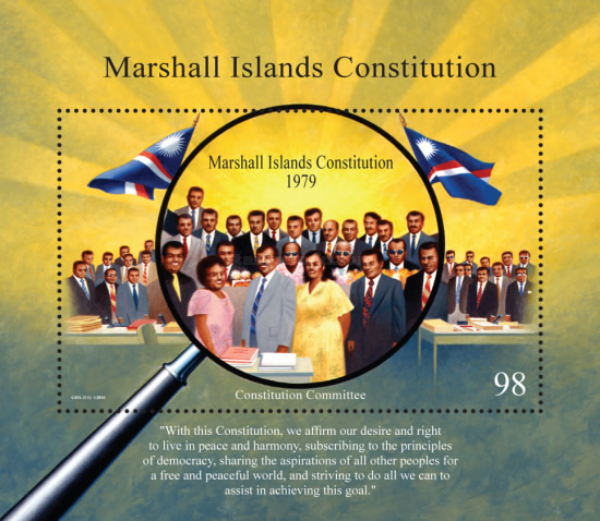 [Marshall Islands Constitution 1979, Typ ]