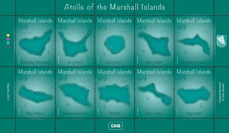 [Atolls of the Marshall Islands, Typ ]