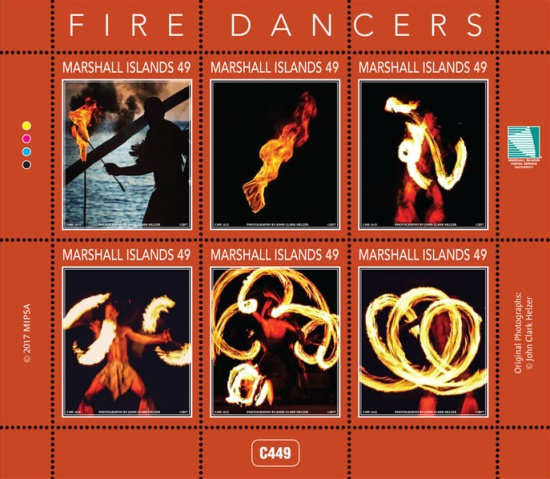 [Fire Dancers, Typ ]