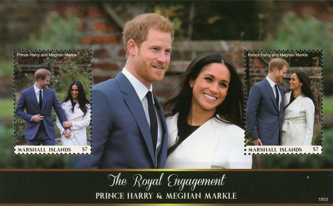 [Royal Engagement - Prince Harry and Meghan Markle, Typ ]
