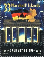 [The 10th Anniversary of the Reunification of Germany, Typ BBI]