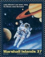 [The 35th Anniversary of the First Moon Walk, Typ BPK]