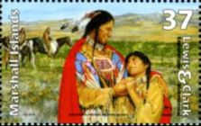 [The 200th Anniversary of the Lewis & Clark Expedition, Typ BVK]
