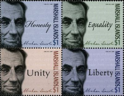 [The 200th Anniversary of the Birth of Abraham Lincoln, 1809-1865, Typ CNG]