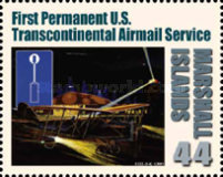 [First in Flight - The 100th Anniversary of the First Airmail Flight, Typ CYP]
