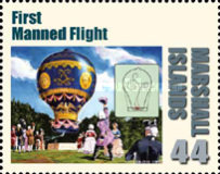 [First in Flight - The 100th Anniversary of the First Airmail Flight, Typ CZP]