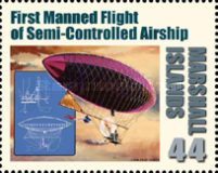 [First in Flight - The 100th Anniversary of the First Airmail Flight, Typ CZQ]