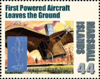 [First in Flight - The 100th Anniversary of the First Airmail Flight, Typ CZR]