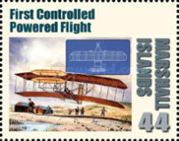 [First in Flight - The 100th Anniversary of the First Airmail Flight, Typ CZT]