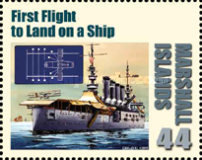 [First in Flight - The 100th Anniversary of the First Airmail Flight, Typ DBW]