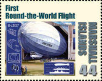[First in Flight - The 100th Anniversary of the First Airmail Flight, Typ DBZ]