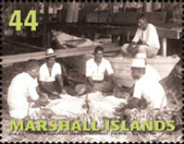 [Marshallese Culture - Photographs by Joachim deBrum, Typ DCL]
