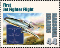 [First in Flight - The 100th Anniversary of the First Airmail Flight, Typ DDA]