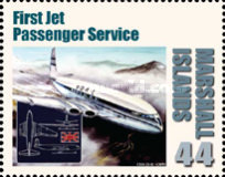 [First in Flight - The 100th Anniversary of the First Airmail Flight, Typ DDB]