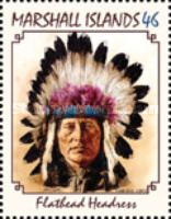 [American Indian Headresses, Typ DRD]
