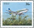 [Airmail - Airplanes, Typ HJ]