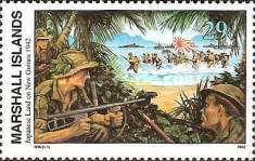 [History of the Second World War - Japanese Landing on New Guinea, 1942, Typ ON]