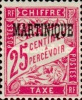 [French Postage Stamps Overprinted, Typ A3]