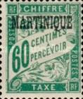 [French Postage Stamps Overprinted, Typ A7]