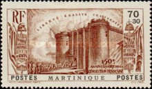 [The 150th Anniversary of the French Revolution, type AN1]