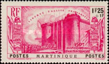 [The 150th Anniversary of the French Revolution, type AN3]