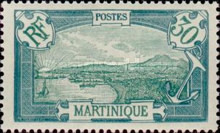 [Inslander, Fort de France - New Colours & Values, type K11]