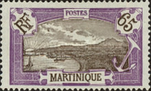 [Inslander, Fort de France - New Colours & Values, type K15]