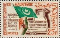 [Proclamation of Independence, type BM]