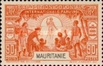 [International Colonial Exhibition, Paris, type H]