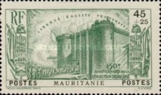 [The 150th Anniversary of French Revolution, type X]