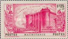 [The 150th Anniversary of French Revolution, type X3]