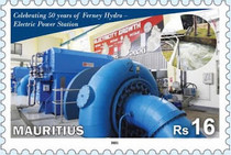 [The 50th Anniversary of the Ferney Hydro-Electric Power Station, type AMN]
