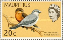[Birds & Elizabeth II, type DB]