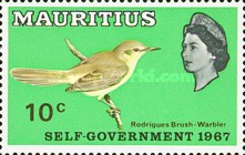 [Beginning of Self-government - Birds, type DR]