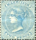 [Queen Victoria - Watermarked, type I12]
