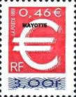 [Introduction of the Euro, type AG]