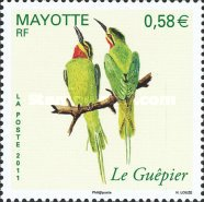 [Birds - Bee-Eater, type HB]